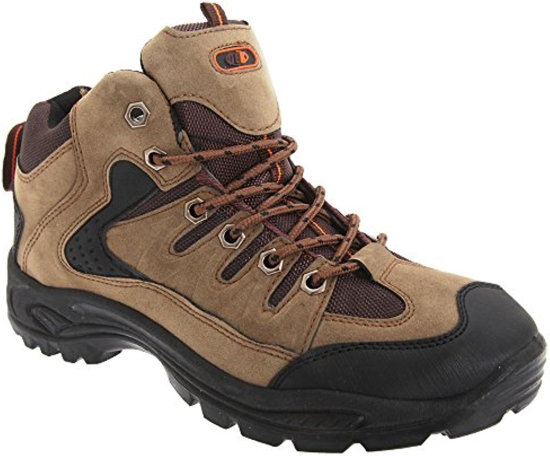 Salomon Herren L39182700 Trekking Wanderstiefel  Grau