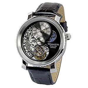 51iugFxY5PL. SS300  - Calvaneo-1583-Reloj-automtico-con-correa-de-acero