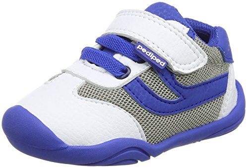 Pediped Cliff - Scarpe Running Ragazzi Bianco (White Blue)