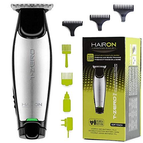 Hair On Tosatrice Barba e Capelli T-Zero Professionale
