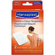 Hansaplast - Parche de calor - Terapéutico - 2 unidades