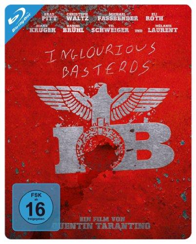 Bild von Inglourious Basterds - Steelbook [Blu-ray]