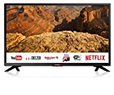 Sharp aquos smart tv 32' hd suono harman kardon sat internet wifi youtube netflix 3xhdmi 2xusb uscite cuffie scart e audio digitale.
