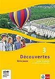 Découvertes / Série jaune (ab Klasse 6): Découvertes / Cahier d'activités mit MP3-CD und Video-DVD: Série jaune (ab Klasse 6) - Detlev Brenneisen u.a.