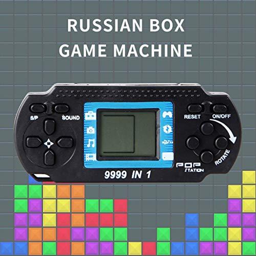 Mitlfuny Kawaii Langsam Dekompression Creme Duftenden Groß Squishy Spielzeug Squeeze Spielzeug,Hot New Square Handheld Spielkonsole Kinder Tetris Spielkonsole - Tetris Kostüm