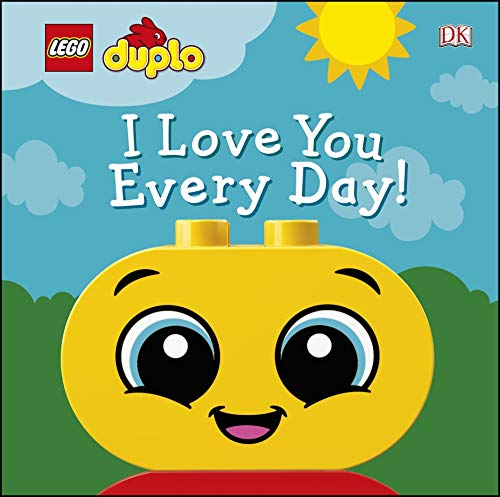 LEGO DUPLO I Love You Every Day! (English Edition)