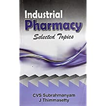 Pharmaceutical Engineering Book Cvs Subrahmanyam