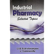 Pharmaceutical Engineering Book Cvs Subrahmanyam