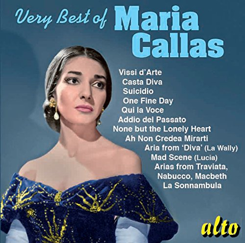 The Very Best of Maria Callas.