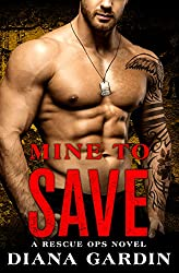 Mine to Save (Rescue Ops Book 3)