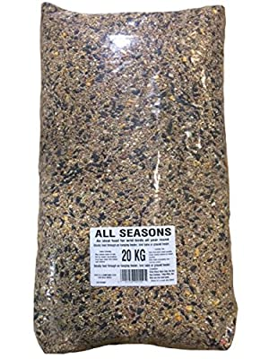 MSF Wild Bird Mix, 20 kg by Marriages Specialist Foods Ltd