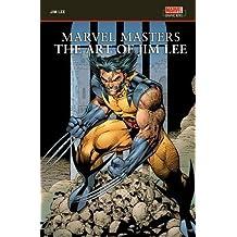 MARVEL MASTERS: THE ART OF JIM LEE