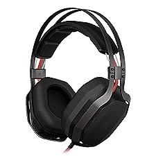Cooler Master MasterPulse over-ear with Bass FX Casque Gaming 'Bass FX Technology, Contrôle du volume / microphone, 44mm Drivers' SGH-4700-KKTA1