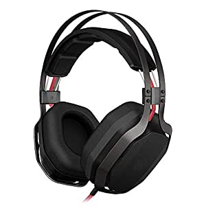 Cooler Master MasterPulse over-ear with Bass FX Casque Gaming 'Bass FX Technology, In-Line Volume/Mic Control Box, 44mm Drivers' SGH-4700-KKTA1