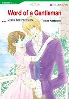 Word of A Gentleman (Mills & Boon comics) by [KUREBAYASHI, TSUKIKO, LYN STONE]