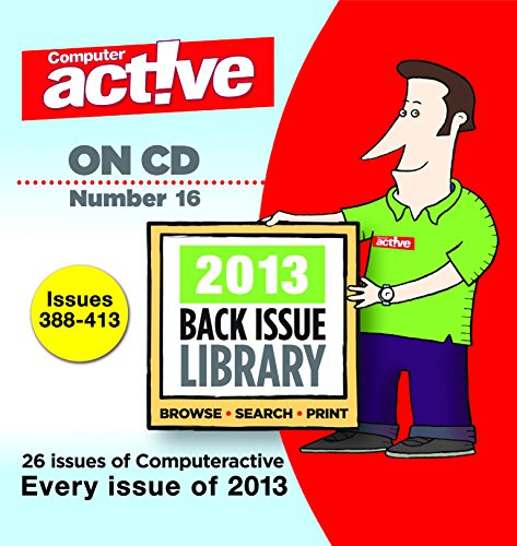 Computeractive Back Issue CD 201...