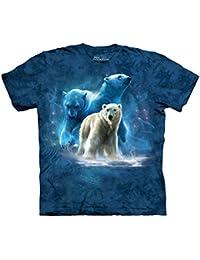 The Mountain - - Collage des jeunes polaire T-shirt