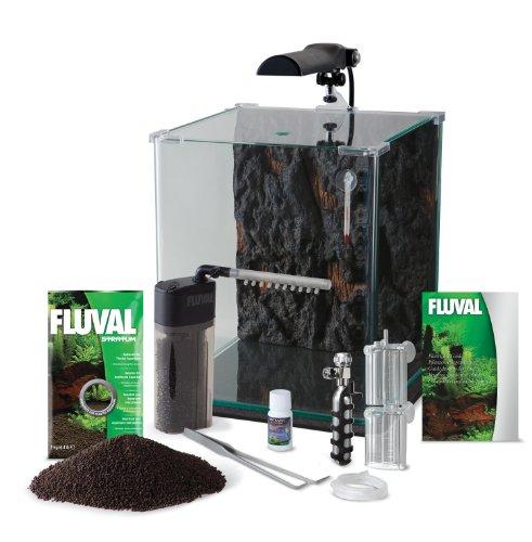 fluval co2 kit Fluval Flora Aquarium Kit für Wasserpflanzen