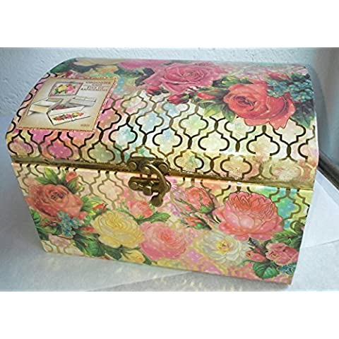 Punch Studio Organizer Case Modern Rose by Punch Studio