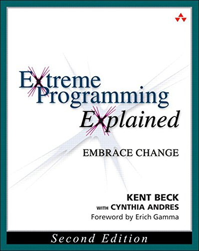 Extreme Programming Explained: Embrace Change (XP Series) (English Edition) por Kent Beck