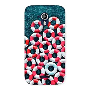Gorgeous Saving Sea Back Case Cover for Micromax Canvas Magnus A117