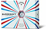 #5: Callaway Supersoft PK14 Golf Balls, Pack of 12 (White)