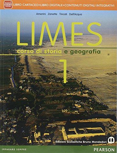 Limes. Con Atlante. Per le Scuole superiori. Con e-book. Con espansione online: 1