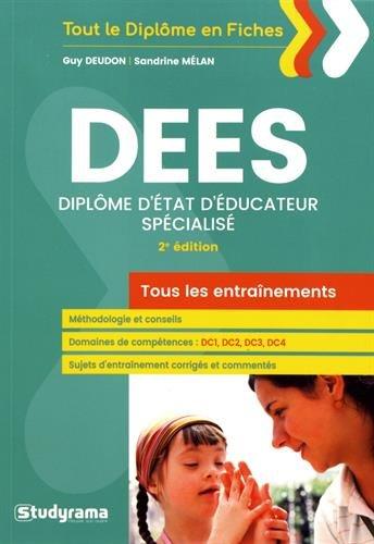 DEES : Tous les entraînements par Guy Deudon