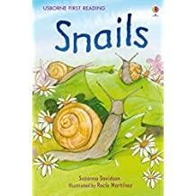 Snails: For tablet devices (Usborne First Reading: Level Two)