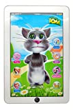 #2: Sunshine Educational Tom Cat Play Pad for Kids, Touch Functions, White