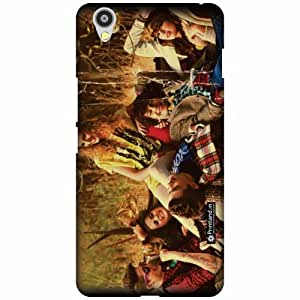 Printland Phone Cover For Oneplus X