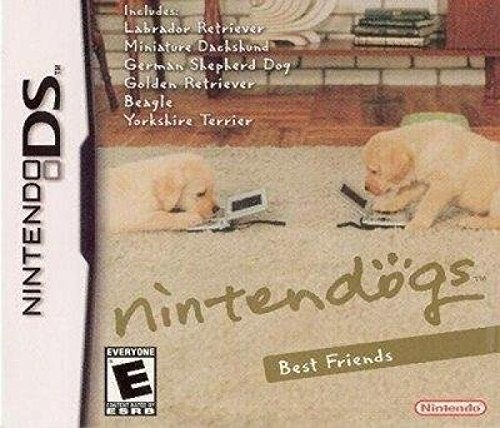Nintendogs Best Friend (Nintendo Ds)