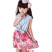 showsing-baby clothing - Camiseta sin Mangas - Sin Mangas - para bebé niña