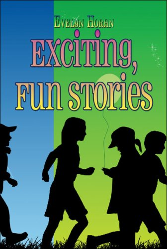 Exciting, Fun Stories Cover Image