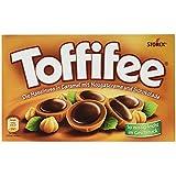 Toffifee - Haselnusspralinen mit Karamell und Nougatcreme - 125g