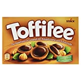 Toffifee - Haselnusspralinen mit Karamell und Nougatcreme -...