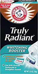 Arm and Hammer Teeth Whitening Booster Toothpaste - 2.5 Oz
