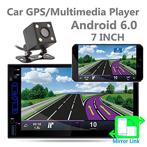 Universal 2 DIN Car Player 7\