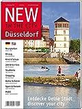 NEW IN THE CITY Düsseldorf 2011/12: Der zweisprachige Cityguide und Umzugshelfer für Neu-Düsseldorfer (Deutsch/English)