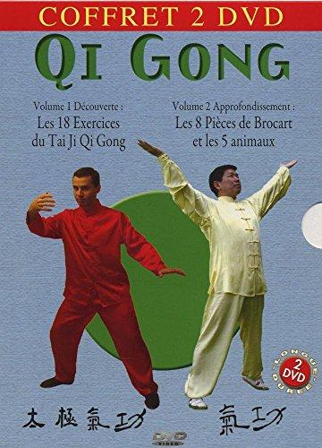 Coffret Qi Gong - 2 DVD