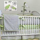 Metro Kinderbett Betten Kollektion, 100 % Baumwolle, weiß, 4 teilig