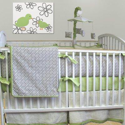 Metro Kinderbett Betten Kollektion, 100 % Baumwolle, weiß, 4-teilig (Zeichen Baumwolle 100%)