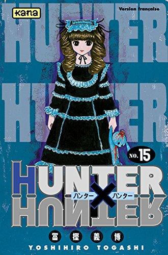 Hunter X Hunter, tome 15 par Yoshihiro Togashi