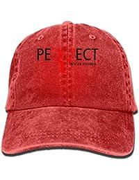 b578ef466dbcc Wdskbg Katie P. Hunt Roger Federer Unisex Plain Cool Adjustable Denim  Baseball Cap Multicolor2
