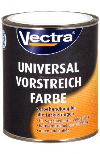 Vorstreichfarbe  <strong>Verbrauch</strong>   90 - 100 ml/m² je Anstrich