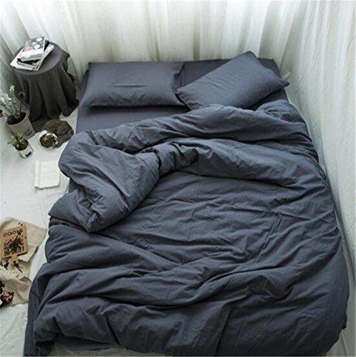 Pure natürliche Baumwolle / home Bettwäsche / bequeme Bettdecke / Schlaf-Bettdecke , deep blue , 1.8m (Japanische Bettwäsche-sets Königin)