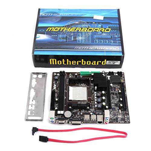 Dimm Dual-channel-speicher (LouiseEvel215 Praktischer Desktop-PC Computer Motherboard Mainboard AM3 Unterstützt DDR3 Dual Channel AM3 16G-Speicher)