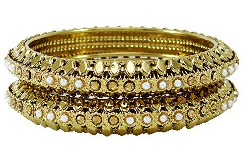 taglio-tradizionale-indiana-banithani-belle-bunty-braccialetto-kada-2-x-4-lega-colore-oro-3-cod-kj21