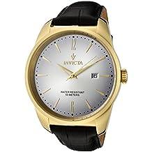 Reloj vintage invicta acero inoxidable