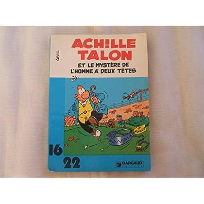 Achille Talon et le mystère de l'homme à deux têtes (Achille Talon...)